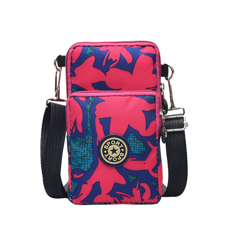 NEW Women's Cross-Body Cell Phone Shoulder Strap Wallet Pouch Purse Mobile Phone Bags