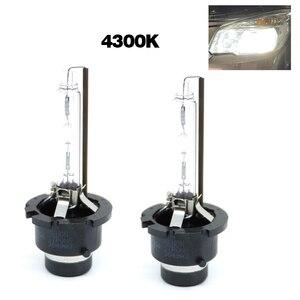 Image 4 - Bombilla de faro delantero HID D2S D2C D2R, 2 uds., 4300K, 6000K, 8000K, 12V, lámpara antiniebla automática, Kit HID de 12V, bombillas halógenas de repuesto