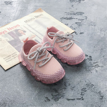 Spring/Autumn Breathable Knitting Boy Girl Toddler Shoes Infant Sneakers Fashion Soft Comfortable Baby Shoes First Walkers
