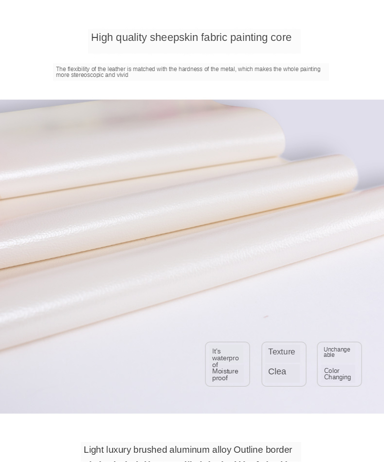 minimalista corredor pintura decorativa bei europfine acessível luxo vivendo