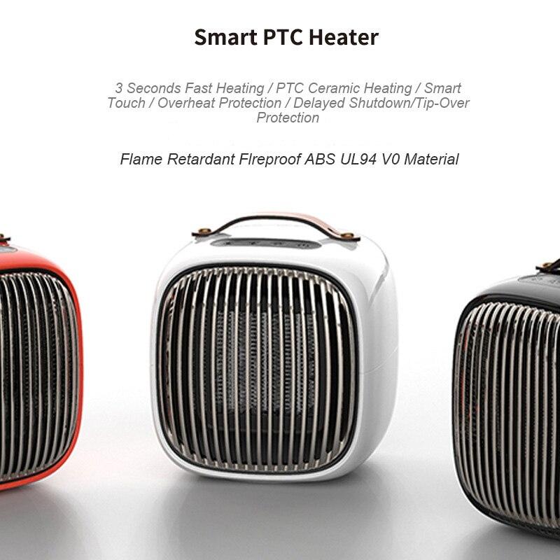 220V Winter Electric Heater Small Household Three speed Adjustment Warmer Office Portable 3s Speed Hot Desktop Hot Fan