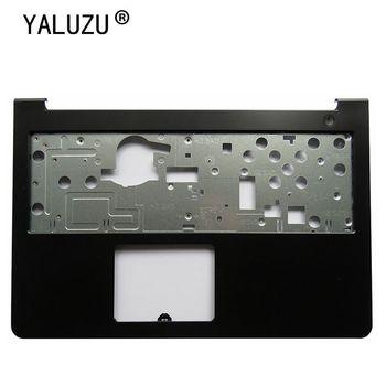 YALUZU için yeni dizüstü bilgisayar Dell Inspiron serisi 15 5547 5000 5557 5542 5548 5545 15M palmrest kapak 0K1M13 K1M13 klavye çerçeve