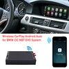 E90 E91 E92 E93 Monitor samochodowy DVD bezprzewodowych Apple Carplay pole interfejsu Android Auto moduł, w przypadku 3 serii ekran radia System CIC