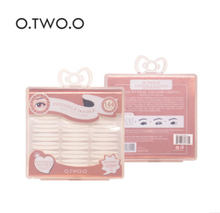 цена на O.TWO.O Double Eyelid Tape 144 Pairs S / L Long Lasting Waterproof Eye Lift Invisible Natural Eye Tape Makeup Tools with Box