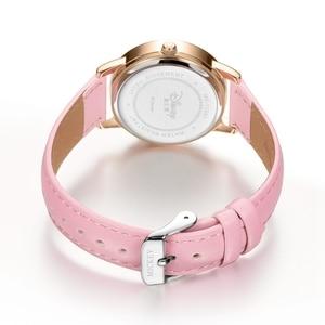 Image 5 - Новые милые кварцевые часы с Минни Маус для девочек, женские часы на ремешке для подростков, подарок на день рождения, женские часы