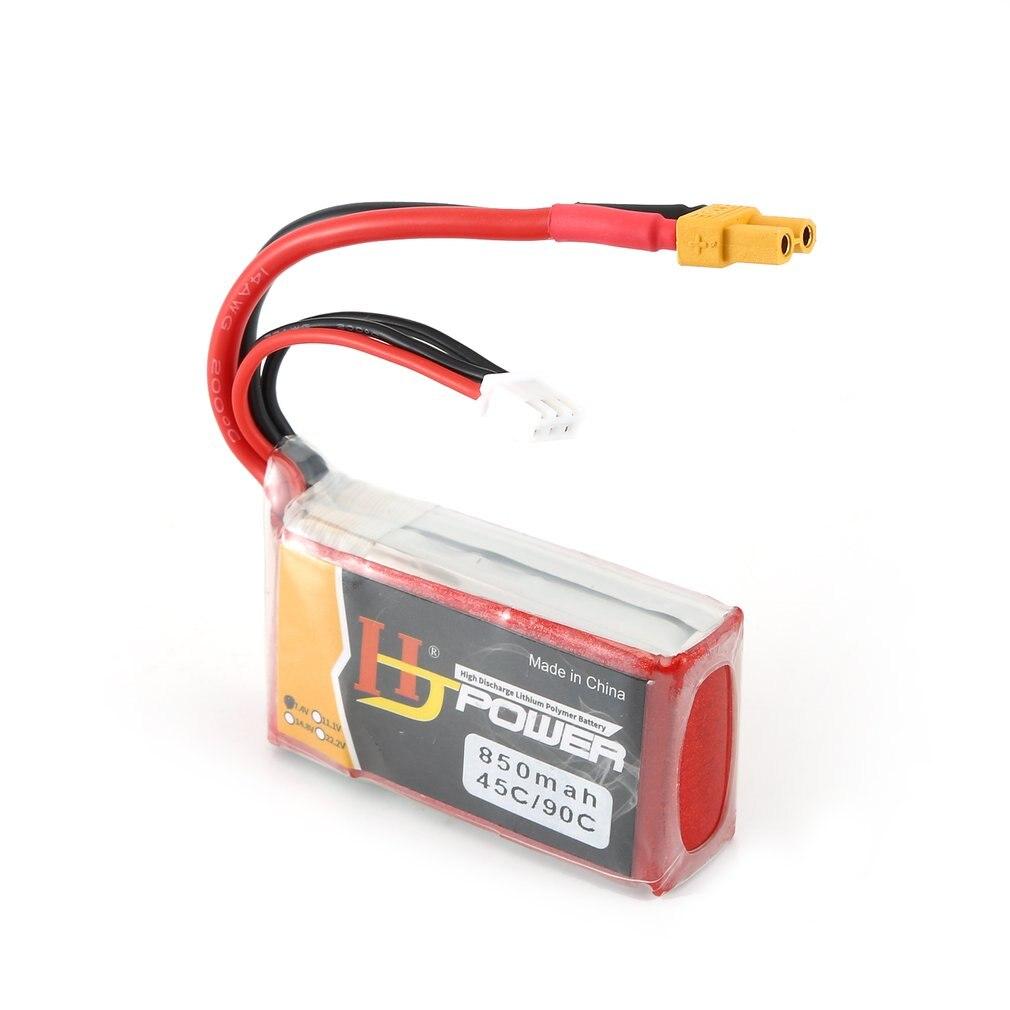 HJ Power 2S 7.4V 850mAh 45C