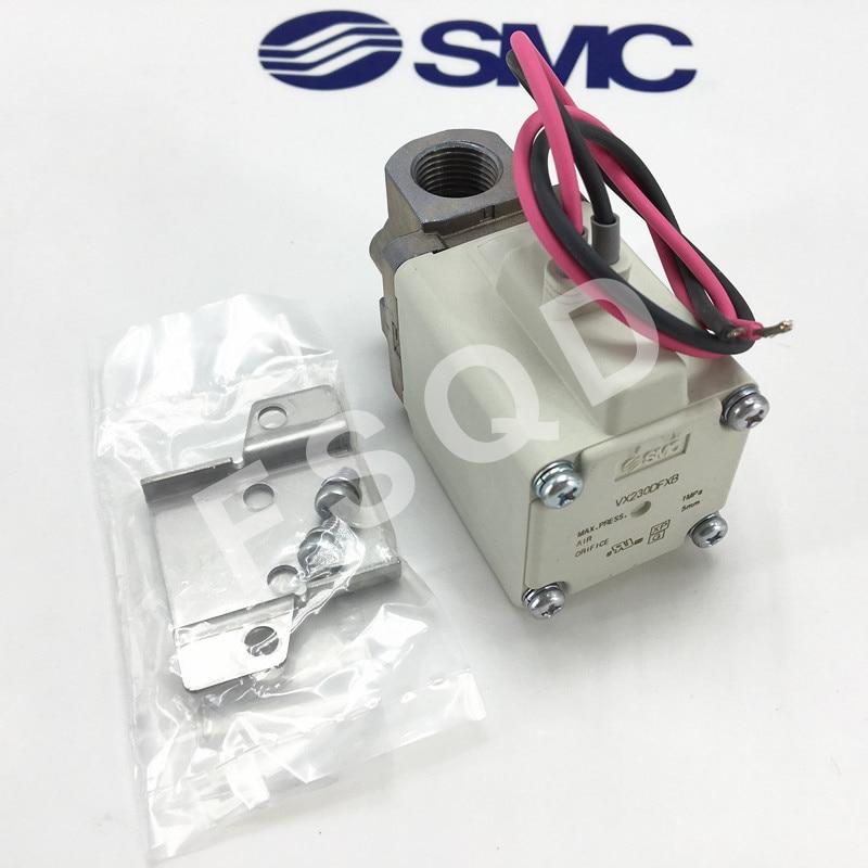 VX210AAXB VX230DFXB VX210EAXNB DC24V SMC Direct Operated 2 Port Solenoid Valve VX21 series pneumatic component air tools