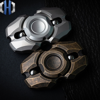 MACKIE EDC Fingertip Gyro Metal Portable Toy Adult Decompression New Product