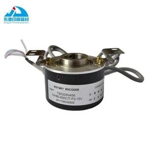 Codificador rotativo ts5205n456 da maquinaria de impressão de komori