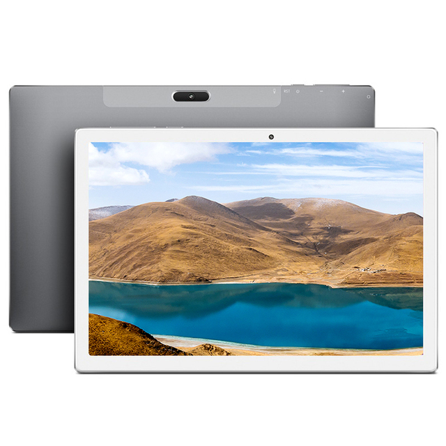 Teclast M30 4GB RAM 128GB ROM 10.1 Inch Tablet PC Android 8.0 2560 x 1600 MT6797 X27 Deca Core  4G Phone Tablet PC  7500mAh GPS 1