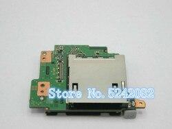 95%NEW CF SD Memory Card Slot Reader Repair Part For Nikon D4S Digital Camera (Used)