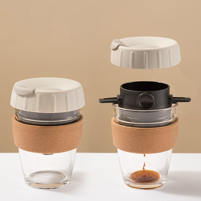 Spot Coffee Filter Portable Drip Coffee Tea Holder Funnel Baskets Reusable Tea Infuser And Stand Coffee Dripper Best Price Hot Promo 8cf20 Cicig