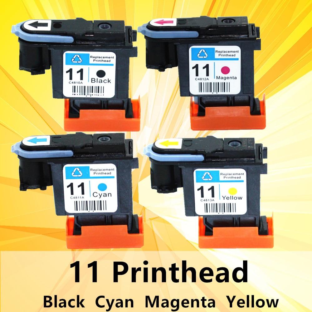 HP 11 Printhead C4810A C4811A C4812A C4813A Print Head For HP Designjet 11 70 100 110 111 120 500 510 500PS 800 815 820 2200