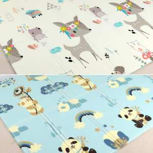 Kid Rug Play-Mat Puz...