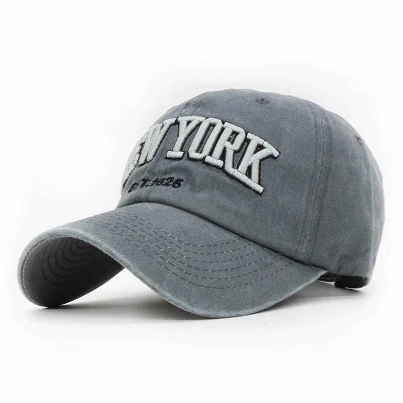 New York City Dad Hat Unisex Cotton Hat Adjustable Baseball Cap