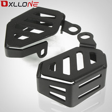 cnc Motorcycle Radiator Protective Cover Guards Grille brake clutch Protecter FOR R1200GS ADV (2014-2017