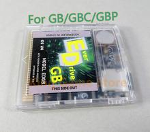 1 Set/partij Nieuwe Voor Gb Gbc Gbp Game Console Edgb Remix Card Game Cartridge Installeren 2700 Games Met 4G geheugenkaart