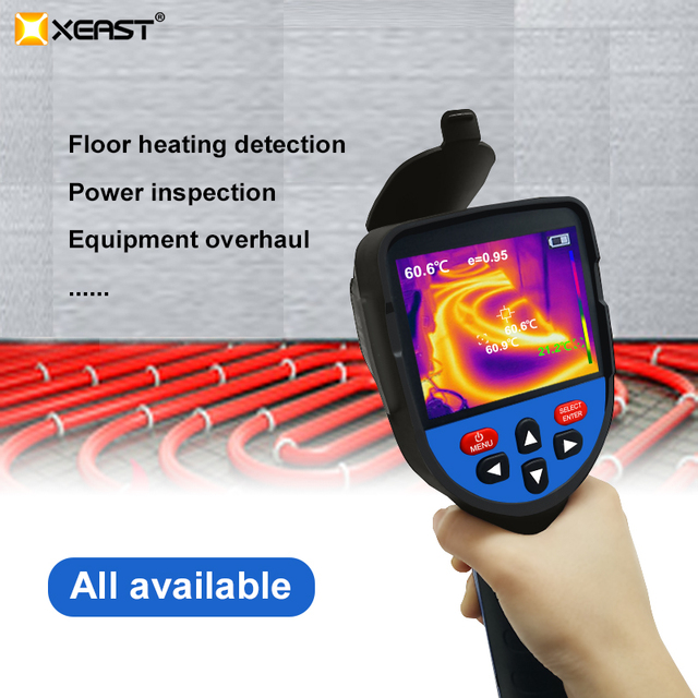 XEAST thermograph camera sell hot Infrared Thermal Camera XE 31 infrared imager digital On sale