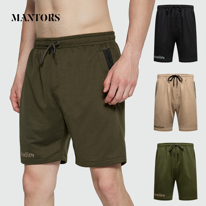 New Trend Men Shorts Jogging Sportswear Summer Casual Shorts Male 2020 Training Bodybuilding Workout Fitness Gym Short Pants