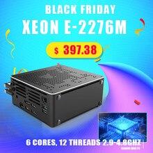 Topton yeni Intel i9 10880H i7 10750H Xeon-2276M/2286M oyun Mini bilgisayar masaüstü bİlgİsayar PC sİstemİ DDR4 AC WiFi 4K HTPC HDMI2.0 DP