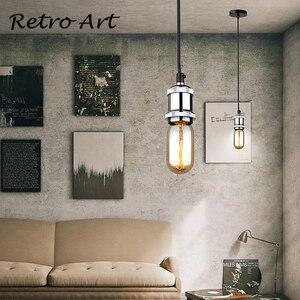 Image 4 - Prosty wisiorek zestaw oświetleniowy E27 uchwyt lampy z przewód tekstylny drutu i sufit wstał zestaw przewodów do Lamp