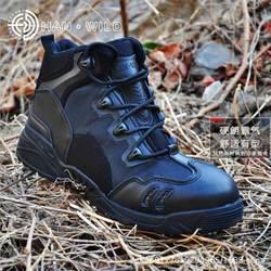 Kreuz-Grenze Magnum Stiefel männer Low-Top Special Forces Taktische Stiefel Outdoor Wandern Schuhe Atmungsaktiv Taktische Wüste stiefel