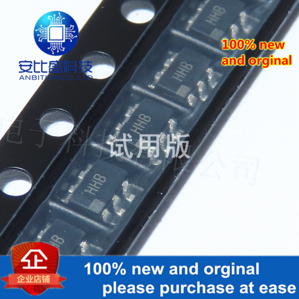 5pcs 100% New And Orginal ADA4851-1YRJZ-RL7 HHB SOT23-6 In Stock