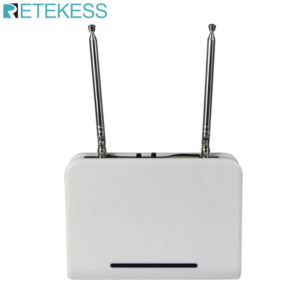 Signal Repeater 433.92MHz RF Extender Learning Code Amplifier Wireless Calling System Restaurant Pager Customer Service F3302B|Pagers|Cellphones & Telecommunications - title=