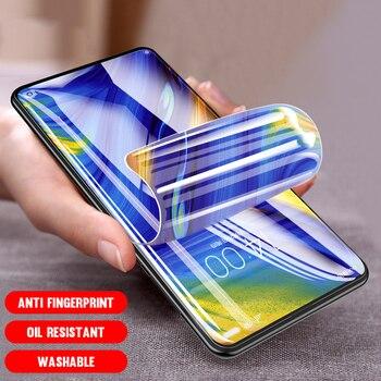 Перейти на Алиэкспресс и купить Для Nokia C2 Tava/C2 Tennen Hydrogel Защитная пленка для экрана ультратонкий взрывозащищенный мягкий чехол HD защитная пленка не стекло