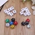 Добавление вычитание умножение деление символ кости распознавание очков детский арифметический реквизит для обучения математике