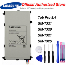Original Samsung T4800E Battery Tablet For Galaxy Tab Pro 8.4 in SM-T321 T320 T321 T325 4800mAh