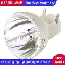 גבוהה באיכות P VIP 180/0.8 E20.8 SP.8LG01GC01 DS211 DX211 ES521 EX521 PJ666 PJ888 מקרן חשוף מנורות עבור OPTOMA