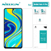 Redmi Note 9s ガラス nillkin アメージング h 0.33 ミリメートルスクリーンプロテクター強化ガラス xiaomi redmi Note 9 pro Max Note9 Note9S