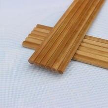 Деревянный Китайский стиль 30 пар палочек для еды домашние натуральные