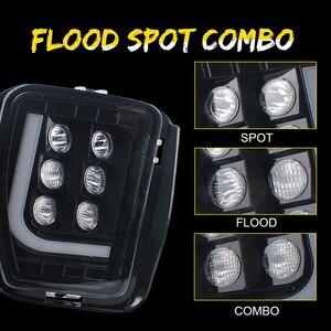 Image 5 - ไฟ LED หมอกกันชนขับรถพร้อม DRL สำหรับ Dodge Ram 1500 2013 2014 2015 2016 2017