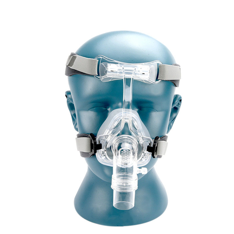 For Cpap Machine Oxygenator Bmc Nm2 Nasal Mask With Headgear And Head Pad Suitable For Cpap Machine Oxygenator Connect Hose An