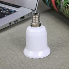 E14 к E27 адаптер-лампа-держатель адаптер-конвертер-гнездо освещения-части база-преобразование-держатель аксессуары для внутреннего освещения