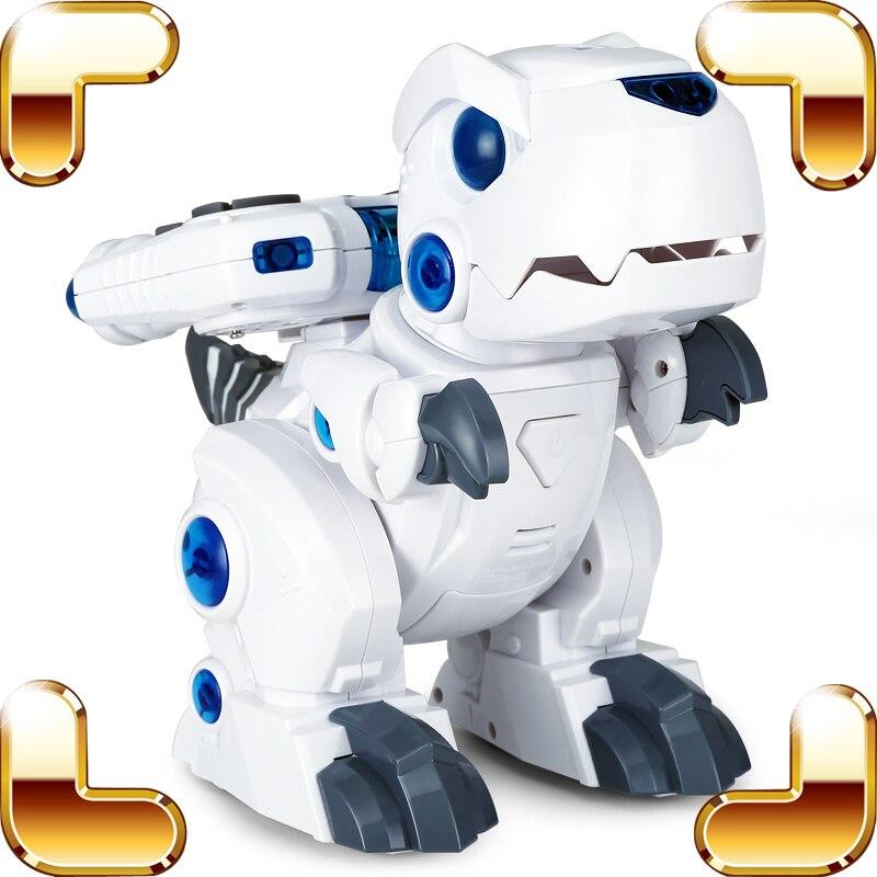 nova chegada presente gesto sensing rc robo dinossauro aprendizagem eletrica brinquedo divertido jogo criancas adulto danca