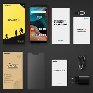 Image 2 - Ulefone Armor X5 Smartphone Android 10 MT6762 Octa Core Ip68 Rugged 4G LTE Mobile Phone Waterproof  Cell Phone 3GB 32GB NFC
