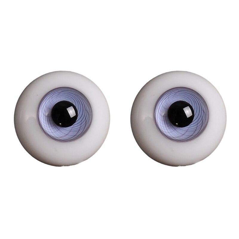 14mm 1/3 1/4 Doll Glass Eyes Doll Accessories Glasss Doll Eyeball 29