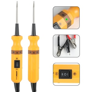 Image 2 - AUTOOL – testeur électrique de Circuit de voiture BT160, sonde de puissance 12 24v Diode, mesure de capteur continu, positionnement rapide, Diagnostic