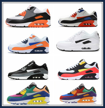 Delocrd 2020 New high quality men's 90 running shoes sport shoes women for men sneakers, wholesale and retail free shipping