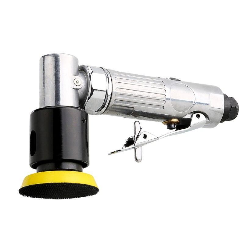 """Mini Air Eccentric Pneumatic Polishing Air Sander Polisher Sanding Machine 1//4/"""""""