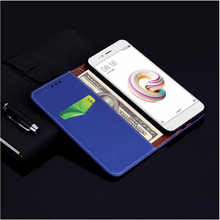 For Xiaomi Redmi 6A Case 6 Cover Soft Silicone Back Leather Flip A A6 Phone Cases