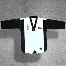Wholesale PineTree Taekwondo Uniform TKD Dobok WTF Logo for
