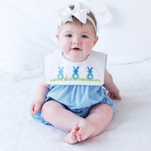 Spanish Classic Cotton Quality Baby Rompers Toodler