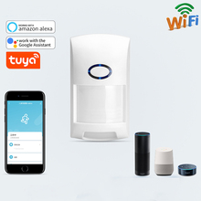 Detectors Motion-Sensor Tuya Home-Security-System Smart-Wifi Wireless with for APP Alarm