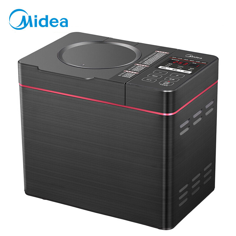 Household Bread Maker Machine Electric Bread Toaster Fully Automatic Intelligent Noodle Fermentation Bread Baking Machine 220V