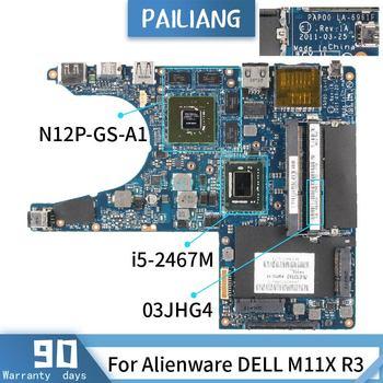 Placa base de CN-03JHG4 para ordenador portátil, placa base para Alienware DELL...