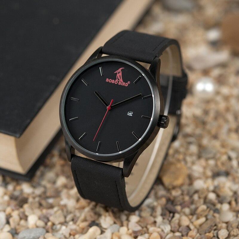 Мужские наручные часы с календарем, в подарочной коробке